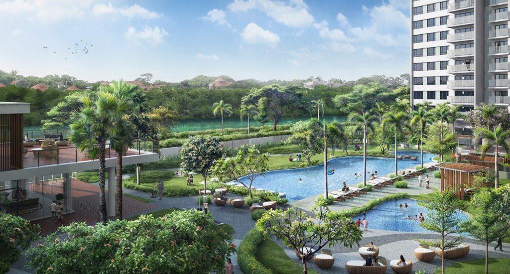 cong vien cay xanh palm garden