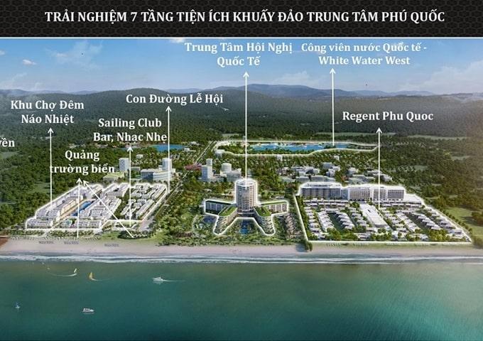 sailing club phu quoc villas & resort tien ich